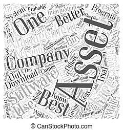 pojęcie, słowo, wolny, kierownictwo, cenny nabytek, chmura, software