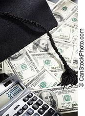 pojęcie, wykształcenie, kosztowny
