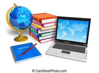 pojęcie, wykształcenie