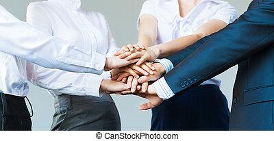 pojem, kolektivní práce