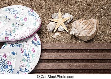 pojem, pláž