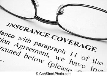 pojištění krytí
