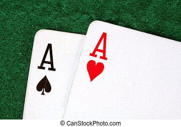 Poker - aces