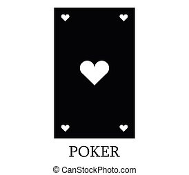 poker card icon