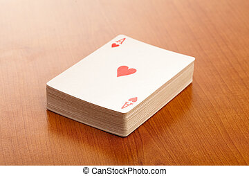 poker card pack