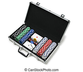 Poker case