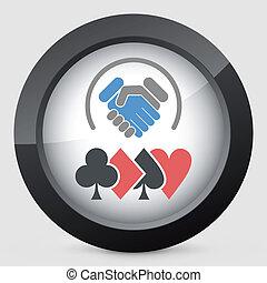 poker, défi