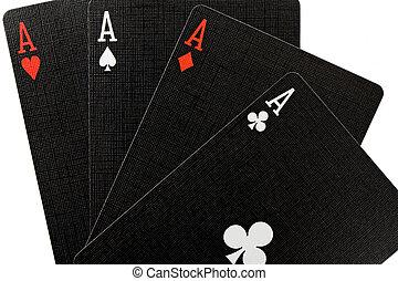 poker, i, es