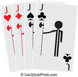 poker jacks