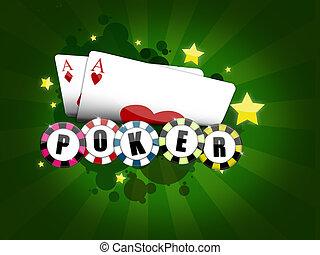 poker, jeu