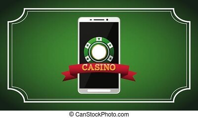 Poker online game HD animation - Poker online game from...