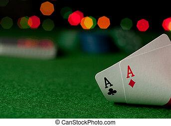 poker concept