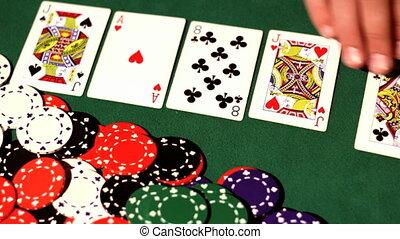 Poker river.