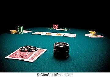 poker scheggia