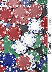 poker skærv