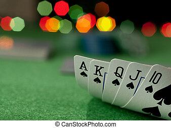 Poker - poker concept