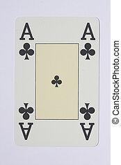 pokerkarte, pokercard, -