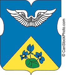 Pokrstreshnevo mos coa - Various vector flags, state...