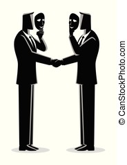 pokrytec, dohoda, pojem