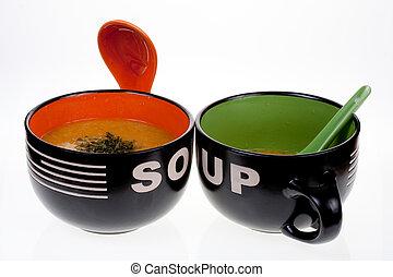 polévka váza
