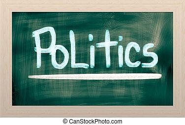 política, conceito