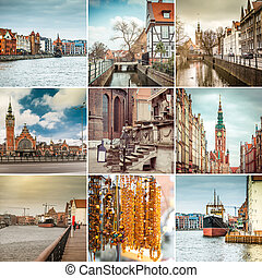 Polônia,  Gdansk