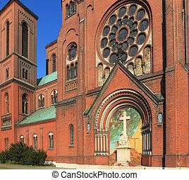 polônia, igreja