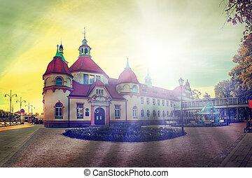 Polônia,  sopot