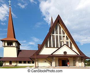polaco, iglesia
