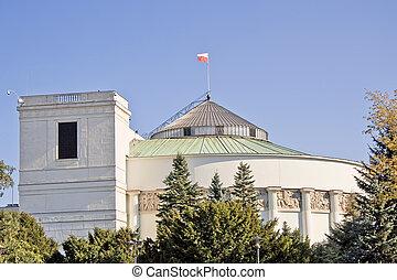 polaco, parliament.