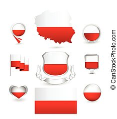 Poland Flag Collection