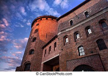 poland., forteresse