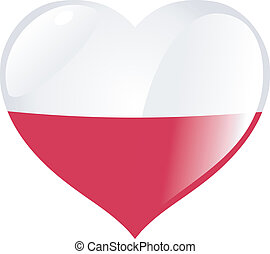 Poland in heart