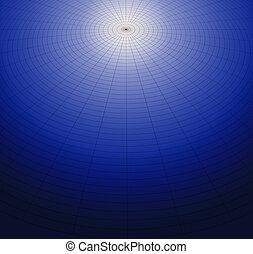 Polar grid