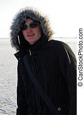 Polar man