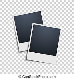 two photo frames transparent background two photo frames with