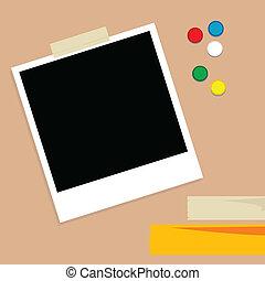 polaroid, photo