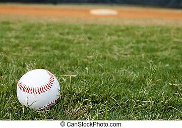 pole, baseball