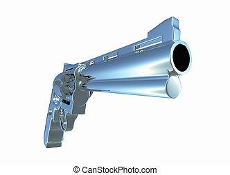 poli, revolver