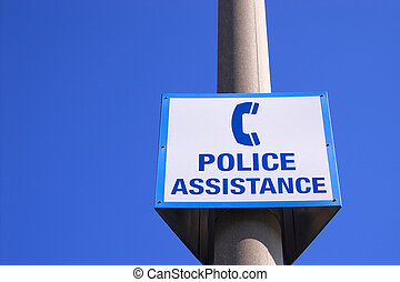 police, asistance