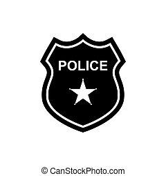 police badge stock illustrations 6 975 police badge clip art images rh canstockphoto com badger clipart free police badge clipart
