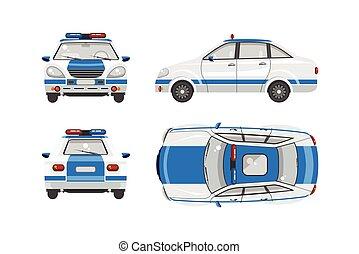 Police car 1