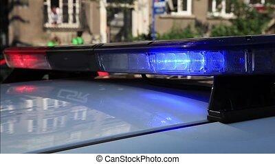 police car light 1