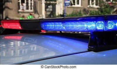 police car light 2