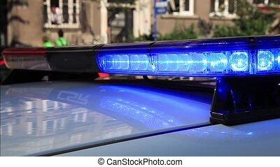 police car light 3