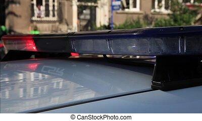 police car light 4