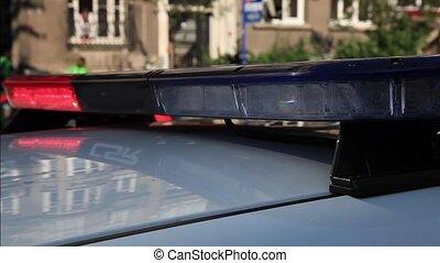 police car light 5