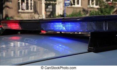 police car light 6