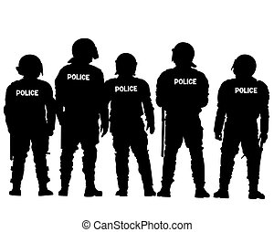 Police force eight