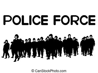 Police force two